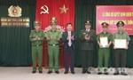 Phá nhanh vụ trọng án, Công an huyện Di Linh được thưởng 'nóng'