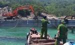 Xả gần 2 tấn chất thải ra biển, bị phạt hơn 1,1 tỷ đồng