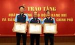 HLV Park Hang-seo được trao tặng Huân chương lao động hạng Nhì
