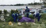 Xác nam giới trôi sông Sài Gòn, trên tay có nhiều vết cắt
