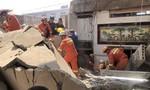 Sập nhà hàng ở Trung Quốc, ít nhất 5 người chết