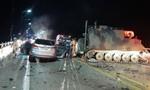 Hàn Quốc: Ô tô đâm thiết giáp của quân đội Mỹ, 4 người thiệt mạng