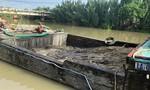 Cảnh sát đường thủy TPHCM bắt 2 vụ hút cát trái phép