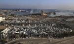Thống đốc Beirut nói vụ nổ tàn phá hơn nửa thành phố, thiệt hại 5 tỷ USD