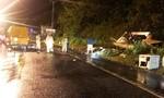Lâm Đồng:  Xe cứu hộ tông xe thư báo, 3 người thương vong