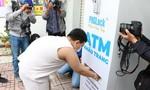 """""""Cha đẻ"""" ATM gạo tiếp tục trình làng ATM khẩu trang"""