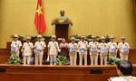 Chủ tịch Quốc hội gặp mặt điển hình tiên tiến ngành Công an