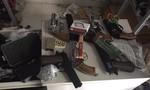 Phá đường dây mua bán vũ khí, thu hơn chục khẩu súng, hàng ngàn đao kiếm
