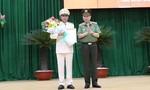 Trao quyết định phong hàm Thiếu tướng cho đồng chí Cao Đăng Hưng