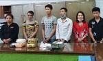 Bắt nhóm đối tượng cùng gần 5kg ma túy ở Sài Gòn