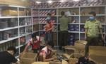 TPHCM: Đồng loạt kiểm tra chợ phụ tùng xe máy Tân Thành