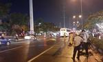 Băng qua đại lộ ở trung tâm Sài Gòn, người phụ nữ bị xe khách tông tử vong