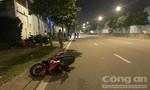 Xe máy trượt dài trên đường ở Sài Gòn, thanh niên tử vong tại chỗ