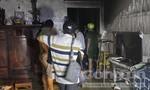 Thanh niên chết cháy trong căn nhà khoá cửa ở Sài Gòn