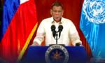 Tổng thống Philippines nhắc lại phán quyết của toà PCA về Biển Đông trước LHQ