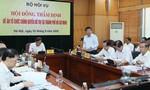 Bộ Nội vụ họp Hội đồng thẩm định Đề án tổ chức chính quyền đô thị tại TPHCM