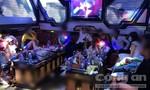 Hàng chục thanh niên bay lắc trong quán karaoke ở Sài Gòn