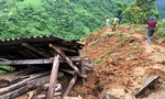 Mưa lớn gây sạt lở đất, 2 người thiệt mạng
