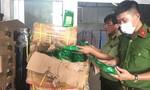 Thu giữ gần 6 tấn nguyên liệu trà sữa không rõ nguồn gốc