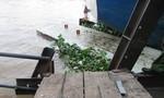 Hàn điện sửa bánh lái sà lan, thuyền trưởng bị điện giật tử vong