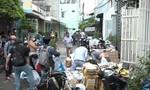 Bóc gỡ đường dây làm giả phụ tùng xe máy cực lớn ở Sài Gòn