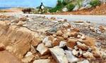 Đường gần 550 tỷ đồng hoàn thành hơn 4 năm, gần như bỏ hoang