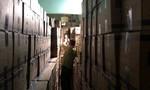 TPHCM: Phát hiện 5.000 thùng găng tay y tế giả nhãn hiệu Khải Hoàn