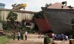 Nổ lớn tại cơ sở đóng tàu, 1 người bị hất văng 20 mét, tử vong