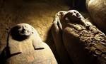 Clip Ai Cập phát hiện 13 quan tài 2.500 năm tuổi còn nguyên vẹn