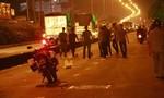 Súng nổ khi 2 nhóm thanh niên gặp nhau, 2 người bị thương