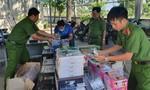 Công an các tỉnh Đồng bằng sông Cửu Long đẩy mạnh tấn công trấn áp tội phạm