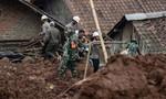 Ít nhất 11 người thiệt mạng sau trận lở đất kép tại Indonesia