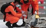 Đã xác định được địa điểm rơi, các mảnh vỡ và thi thể của máy bay Indonesia