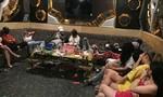 Gần 50 nam thanh nữ tú dương tính ma túy trong quán karaoke