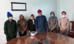 Điều tra đường dây đưa 6 người nhập cảnh trái phép từ Lào về Việt Nam