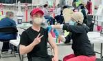 Nhật Tinh Anh được tiêm vaccine Covid-19