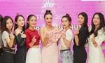 Á hậu Kim Duyên huấn luyện các thí sinh Miss Hutech 2021