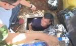 Kẻ thực hiện 30 vụ trộm đào 2 hầm để trú ẩn, giấu 4 khẩu súng