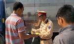 Tài xế xe đầu kéo trên cao tốc TPHCM - Trung Lương dương tính ma túy