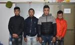 Nhóm thanh niên trộm hàng loạt xe máy, làm giả giấy tờ đem bán