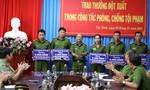 Tây Ninh: Khen thưởng các tập thể Công an có thành tích xuất sắc