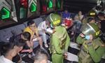 14 dân chơi dương tính ma túy trong quán karaoke lúc nửa đêm