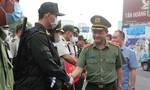 Triển khai phương án tổ chức lực lượng Cảnh sát vũ trang bảo vệ sân bay Tân Sơn Nhất