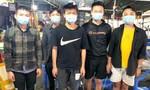 Vụ 5 người Trung Quốc nhập cảnh trái phép, từng đến TPHCM: Xét nghiệm lần 1 âm tính