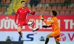 Clip trận Hải Phòng thắng sát nút Nam Định, chiếm ngôi đầu V-League
