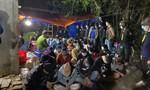 Trăm Cảnh sát vây bắt sòng bạc lớn, thu gần 1 tỷ đồng