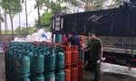 Đột kích cơ sở sang chiết gas trái phép quy mô cực 'khủng'