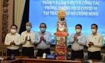 Phó Thủ tướng thăm, chúc Tết Ban Chỉ đạo phòng chống dịch TPHCM
