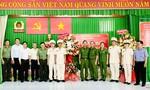 Thành lập Công an phường Võ Thị Sáu thuộc Công an quận 3