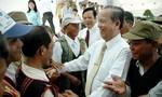 Lễ tang nguyên Phó thủ tướng Trương Vĩnh Trọng tổ chức theo nghi thức cấp Nhà nước